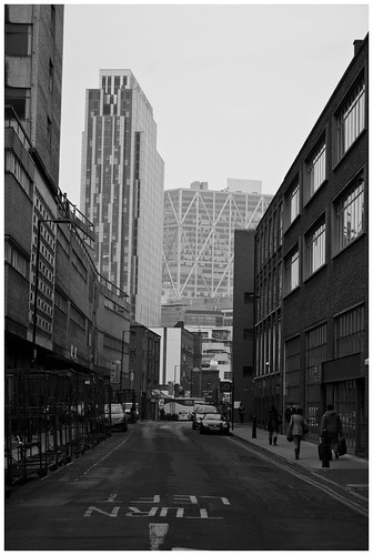 London: East