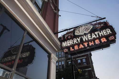 Merry Weather Leather, Cincinnati