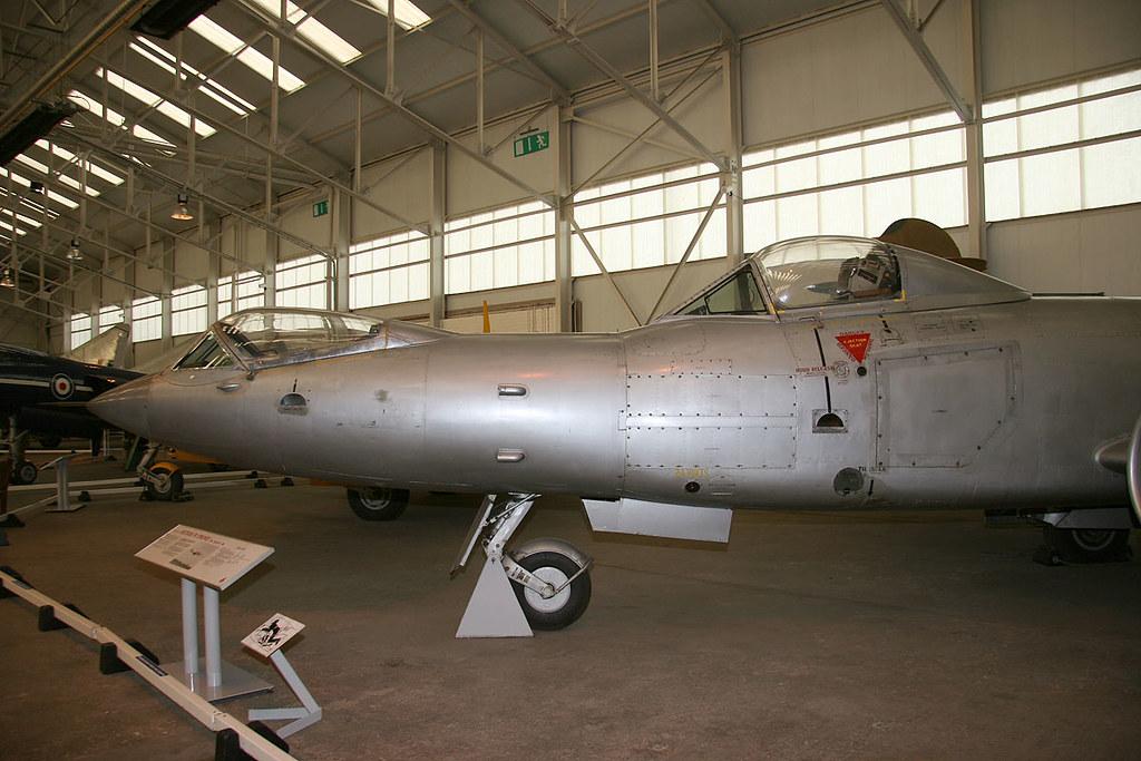 Meteor prone pilot 2