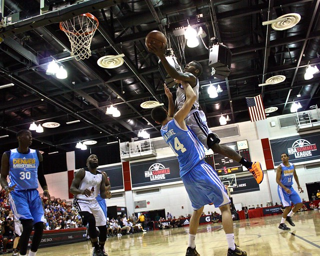 Dwight Buycks - 2013 NBA Summer League