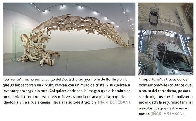 Exposição Museu Guggenheim Bilbao