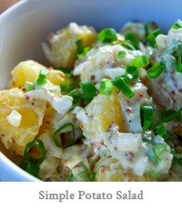 Simple Potato Salad