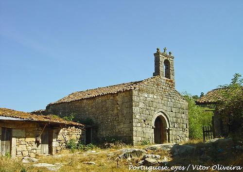 Mosteiro do Santo Sepulcro - Trancozelos - Portugal