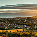 West Kilbride Pano 5-8-13 by Peter Ribbeck