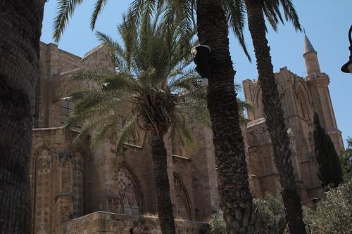 Famagosta: la moschea