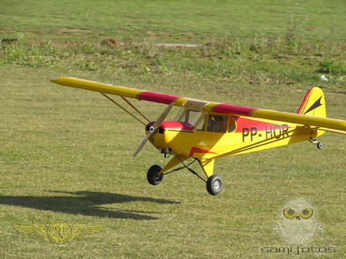 Repaginação de um Piper J-3 para um Neiva P56 C Paulistinha  9543993381_6039a0f14a