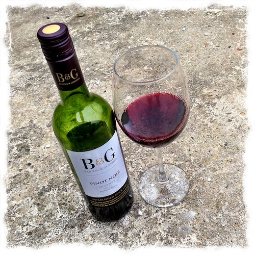 Barton and Guestier Pinot Nou=ir