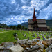 Stave Church II by colin|whittaker