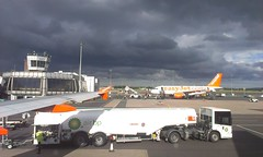 Belfast International Airport Tarmac