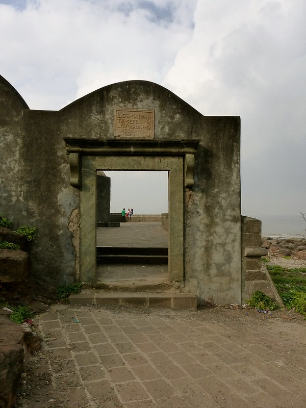 Bandra Fort - last remaining bastion