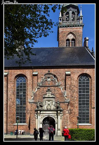 Iglesia del Espiritu Santo (Helligandskirken) en Copenhague