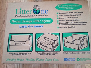 Litter One product review