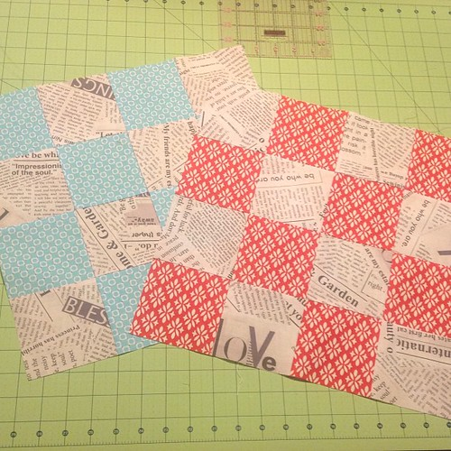 Heal @do.good stitches September blocks! #dogoodstitches