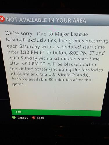 XBOX MLB