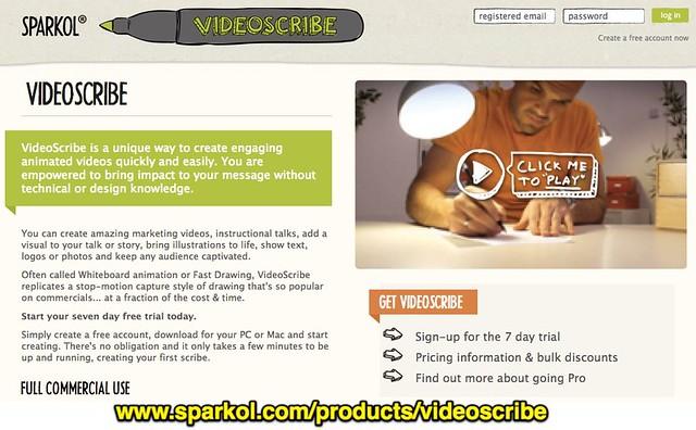 VideoScribe - Sparkol VideoScribe