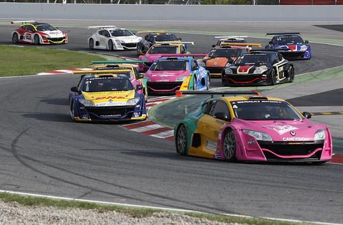 Megane Trophy Circuit Barcelona Catalunya