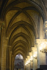 abbey, gothic architecture, symmetry, arch, building, cathedral, monastery, architecture, vault, arcade, medieval architecture,