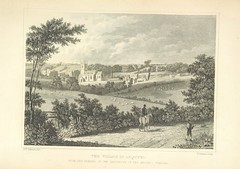 """British Library digitised image from page 27 of """"Lincolnshire in 1835, with the rivers Humber, Trent and Witham, displayed in a series of views, ... accompanied by an explanatory ... description [by M. Saunders]"""""""