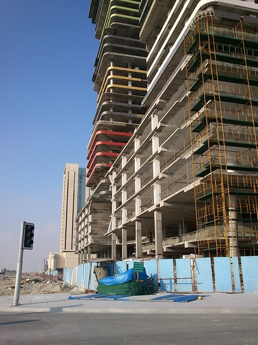 Lusail Al Marina Twin Towers
