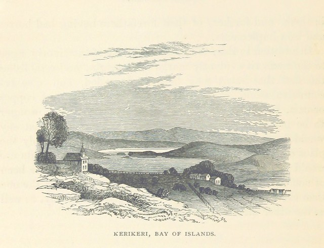 Image taken from page 454 of 'Te Ika a Maui, or, New Zealand and its Inhabitants ... Second edition, etc'