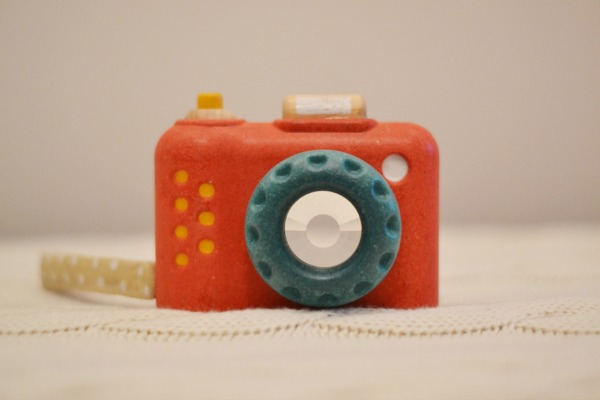 Plan Toys Wooden My First Camera My Two Mums
