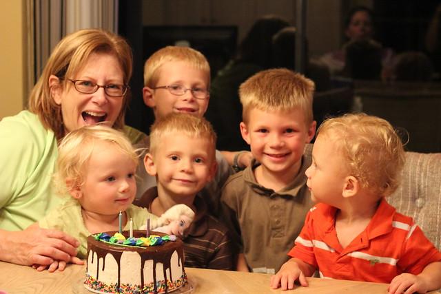 Josie's 2nd Birthday