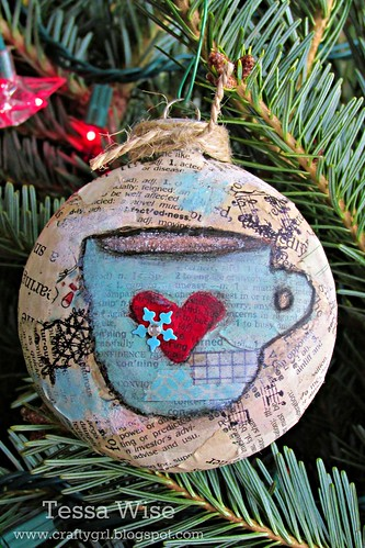 Cocoa Ornament