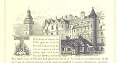 """British Library digitised image from page 77 of """"Memorials of Edinburgh in the olden time"""""""