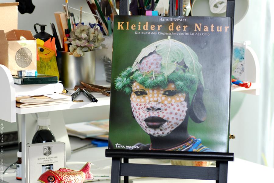Hans Silvester: Kleider der Natur
