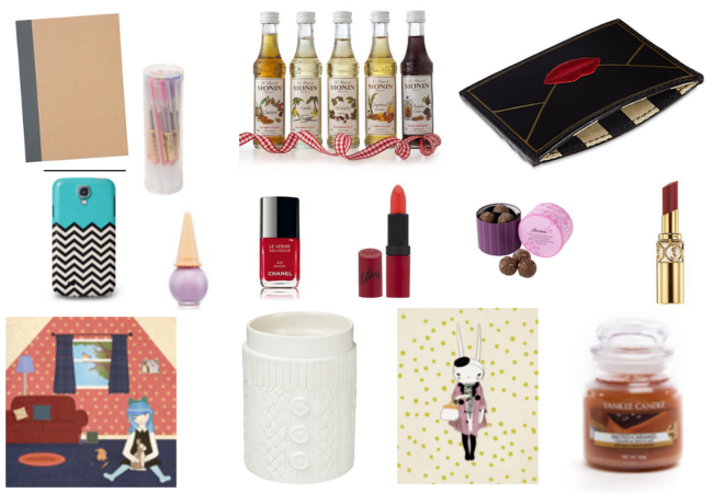 Daisybutter - UK Style and Fashion Blog: christmas gift guide, christmas hamper ideas for best friends