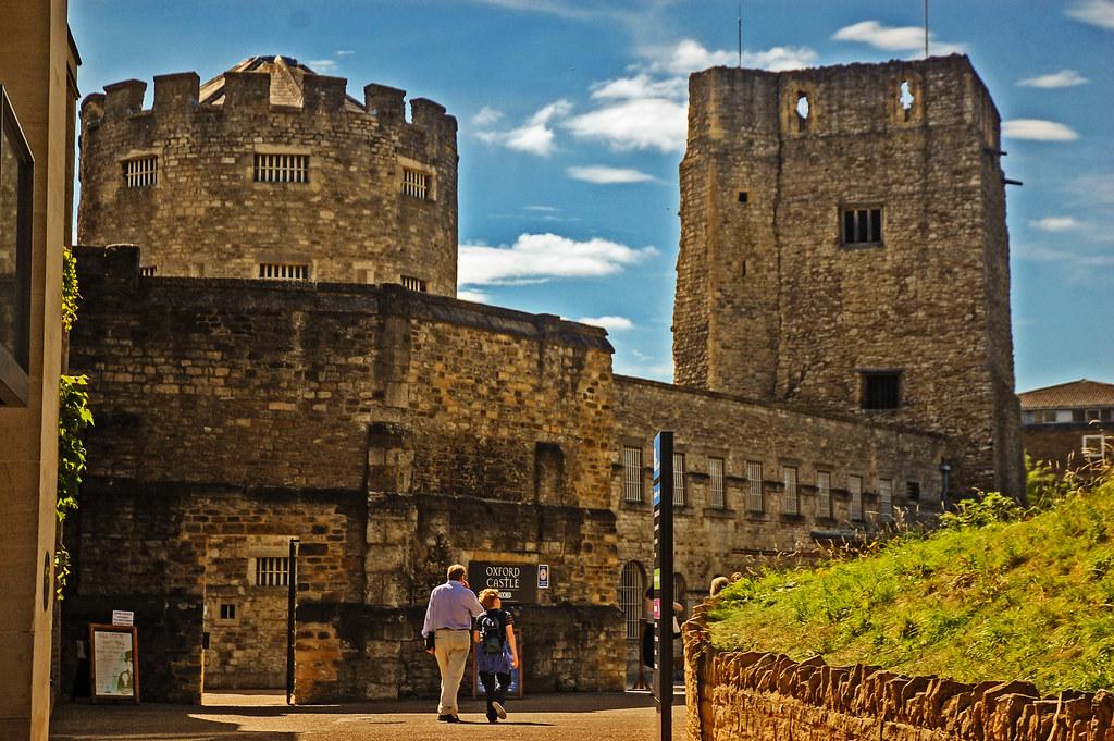 oxford castle polarised