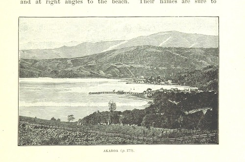 Image taken from:  Title: Pictorial New Zealand. ...