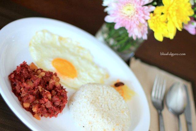Baguio Holiday Villas Breakfast