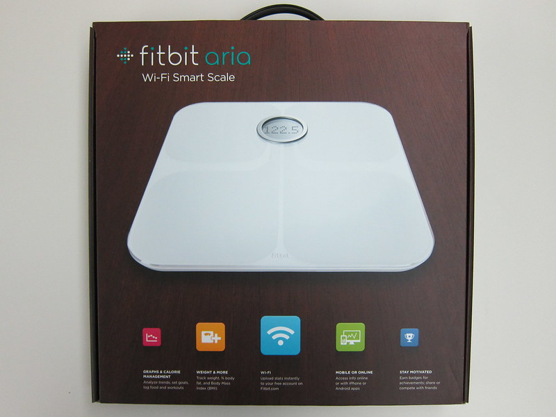 Fitbit Aria - Box Front