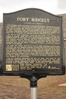 Fort Ridgely description