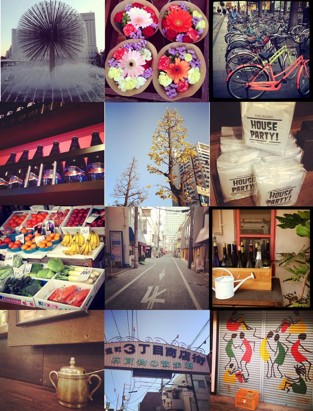 okayama instagram diary small