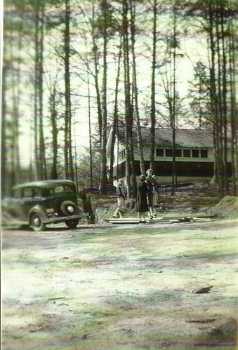 Holiday Lake 4-H Center 1938