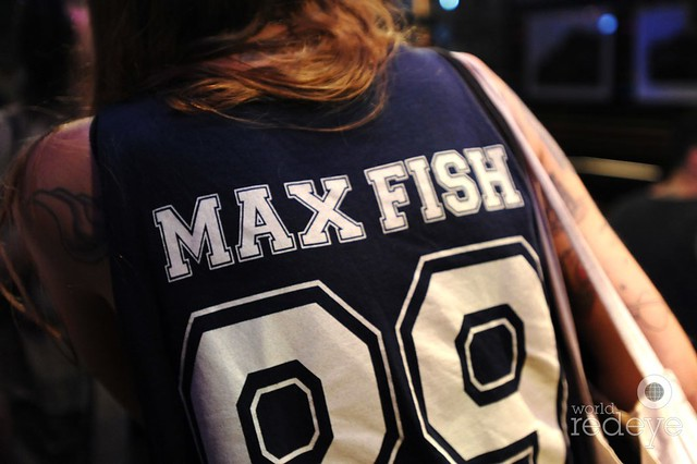 Max Fish Shelly