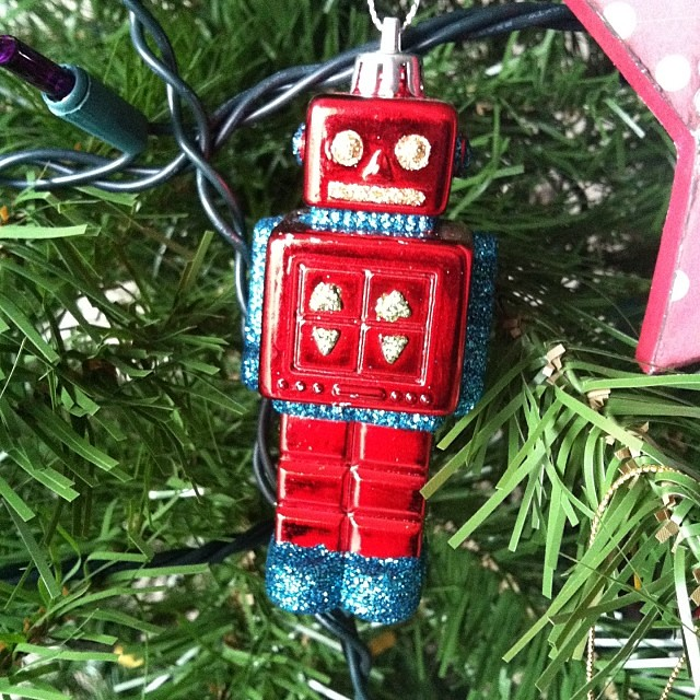 I love our newest Christmas ornament!