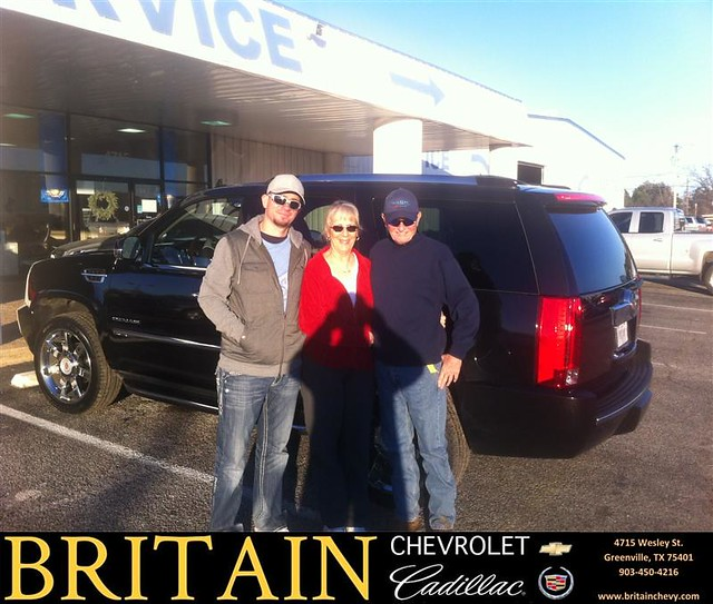 Thank You To Carolyn Reilly On Your New 2013 #Cadillac