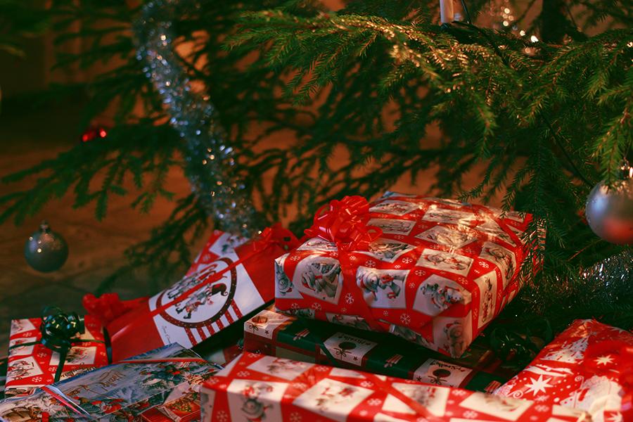 joululahjoja