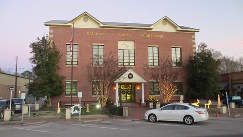 Randolph County Courthouse (Wedowee, Alabama)