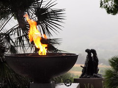 Fire Rain And Art