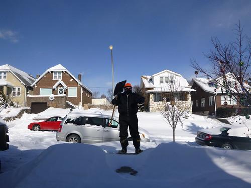 the shoveler 2
