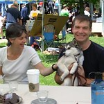 BFP 2007...Laura, Bodhi, and David