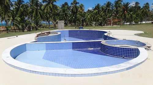 Tipos de revestimientos para piscinas o piletas for Recubrimientos para piscinas