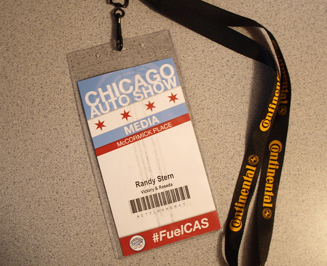 Another Year, Another Chicago Auto Show
