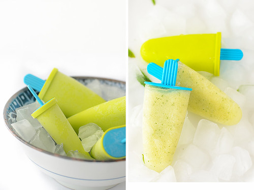pineapple mint icypoles