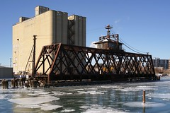 Milwaukee River Railroad Bridge