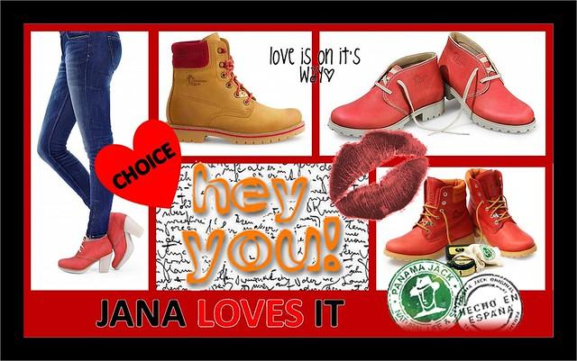 San Valentin - Panama Jack